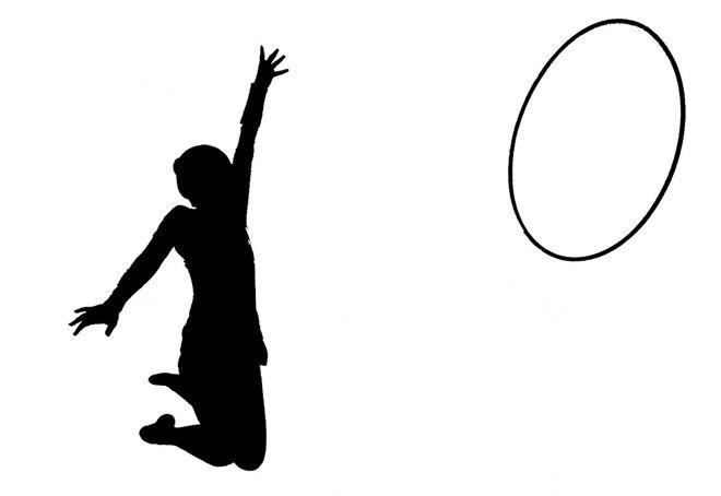 Niort Plage : Gymnastique rythmique