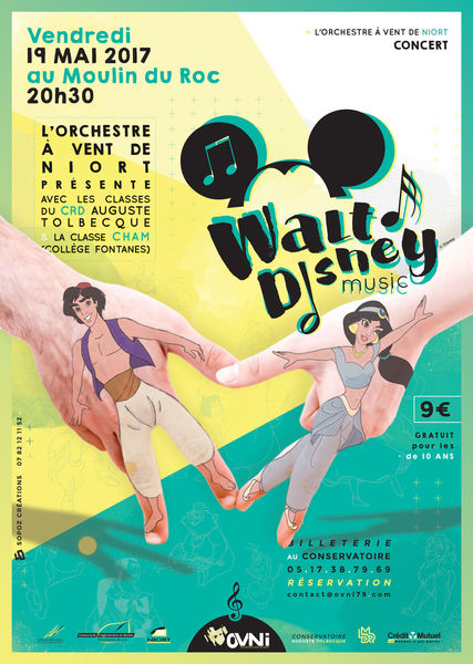 Concert : L'OVNI rencontre Walt Disney