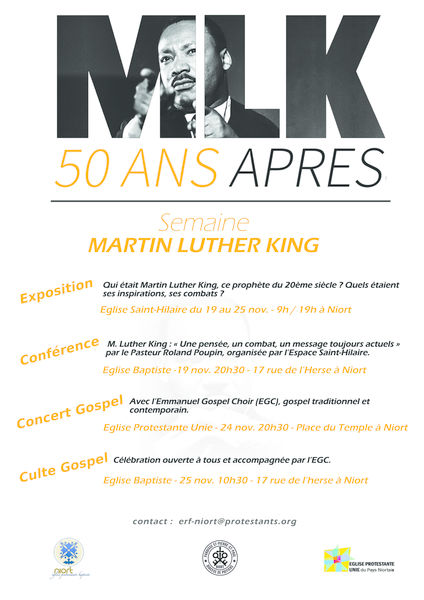 Semaine Martin Luther King