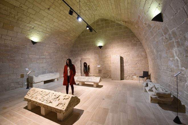 Dimanche au musée : Histoire et architecture du Donjon