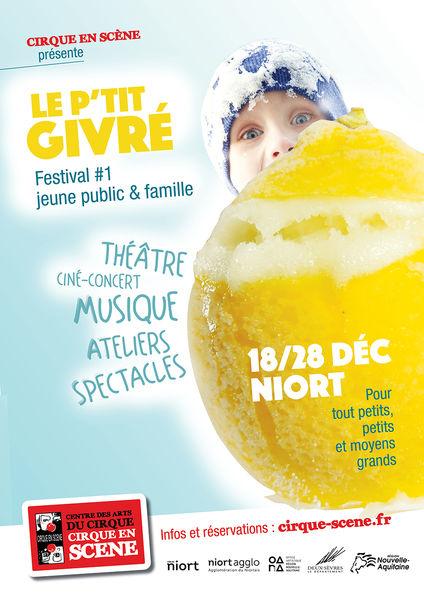 Cirque : Le P'tit givré