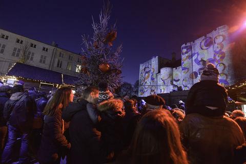 Lancement de Noël à Niort