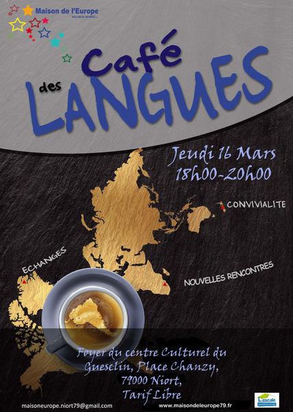 Animation : café des langues