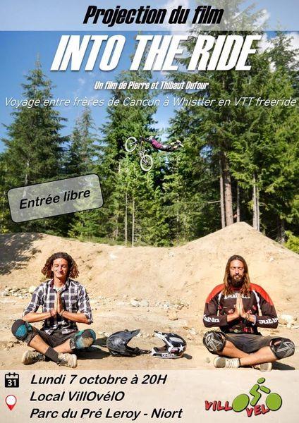 Ciné : Cyclo-voyage du Mexique au Canada en freeride