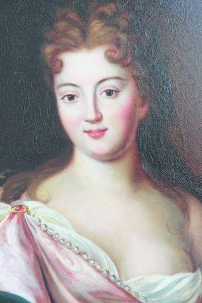 Visite guidée : Éléonore Desmier D'Olbreuse - le face-à-face entre l'original et la copie