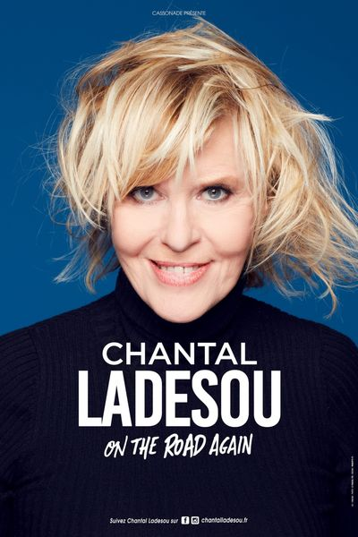 Spectacle : Chantal Ladesou