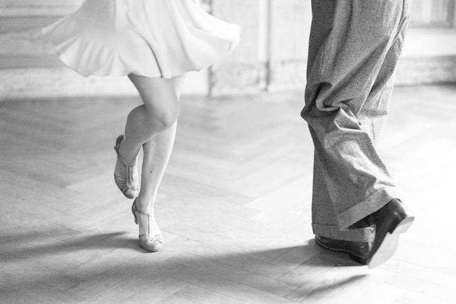 Danse : Festival de swing