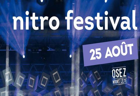 Illustration article : Nitro Festival