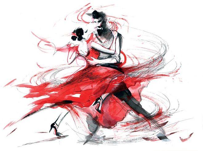 Danse : Tango - Tango