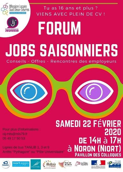 Forum jobs saisonniers