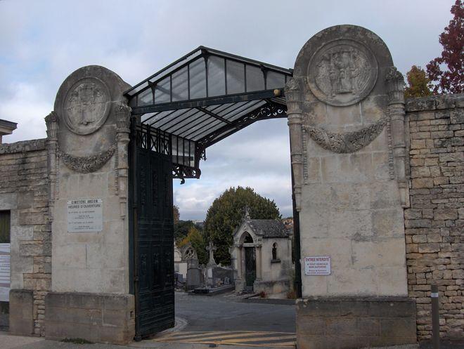 Visite guidée du cimetière ancien