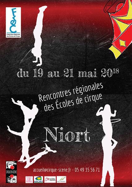 Les 11e Rencontres régionales des écoles du cirque