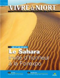 couverture Magazine vivre à niort : Numéro de mai 2009
