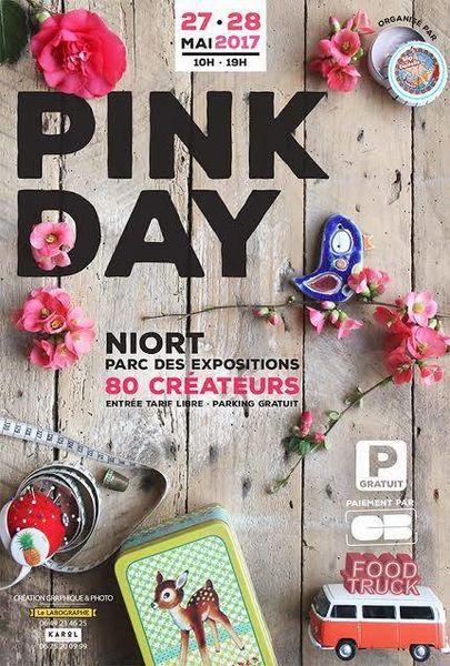 Pink Day Printemps