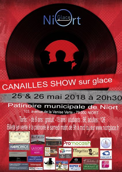 Spectacle :  Canailles Show