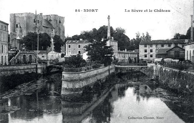 Exposition : Moulin du Milieu - Niort