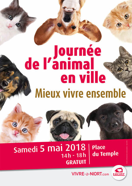 Journée de l'animal en ville