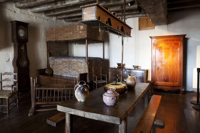 Les Dimanches aux musées : Intérieur Poitevin