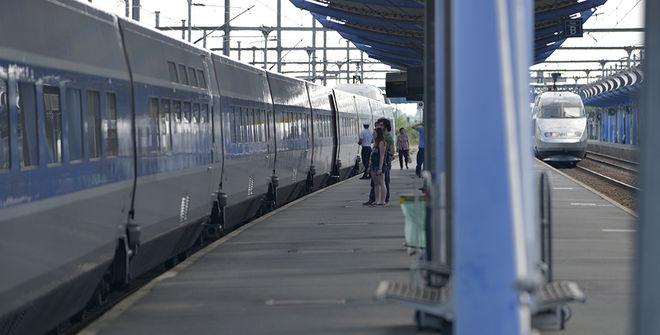 Gare de Niort ©Darri