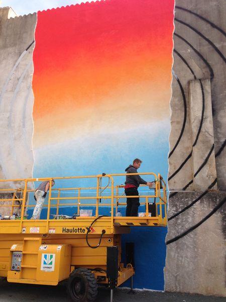 Visite guidée : L'art urbain ou Street art
