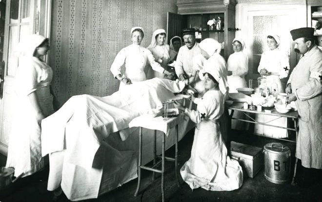 Café-histoire : Les femmes dans la Grande Guerre