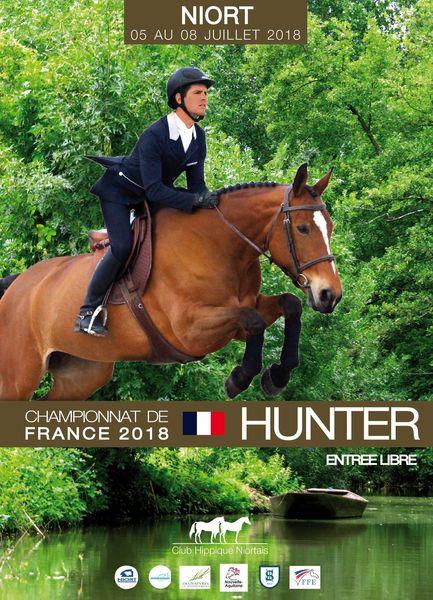 Equitation : Championnat de France de Hunter