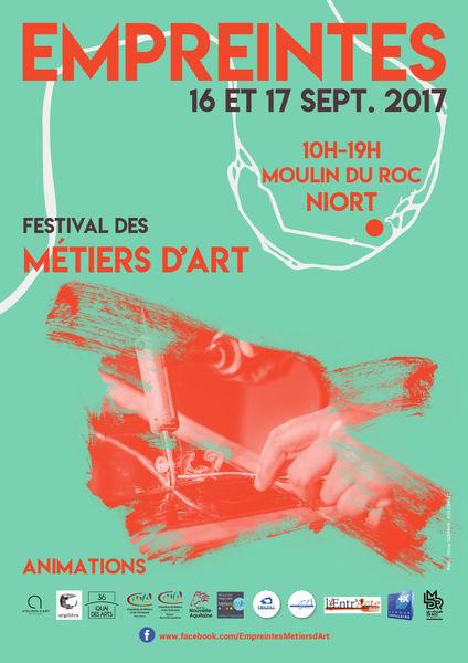 Métiers d'art : festival Empreintes