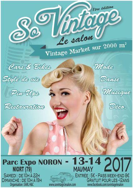 Salon : So Vintage