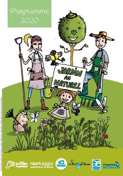 Atelier Jardin au naturel : Le jardin au fil des saisons