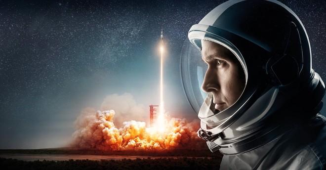 Ciné plein air : First man, Le premier homme sur la Lune
