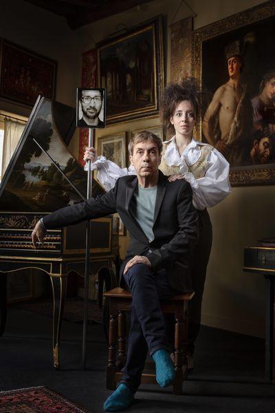 Embrassades insensées -  Nicolas Frize, Ensemble Il Convito, Robin Meier