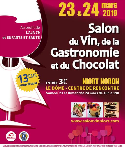 13e Salon du vin, de la gastronomie et du chocolat