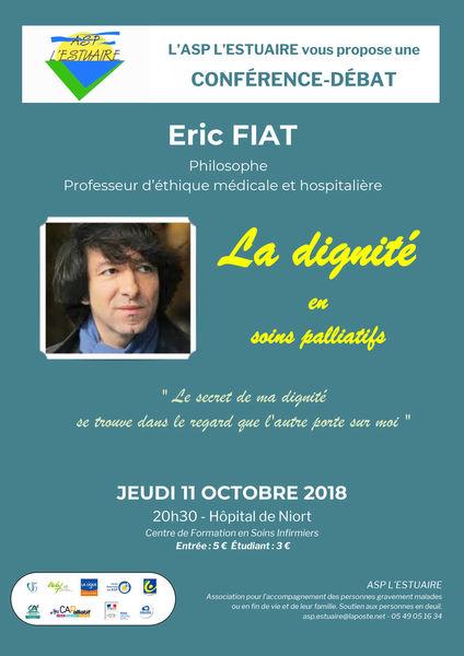 Conférence-débat : La dignité en soins palliatifs