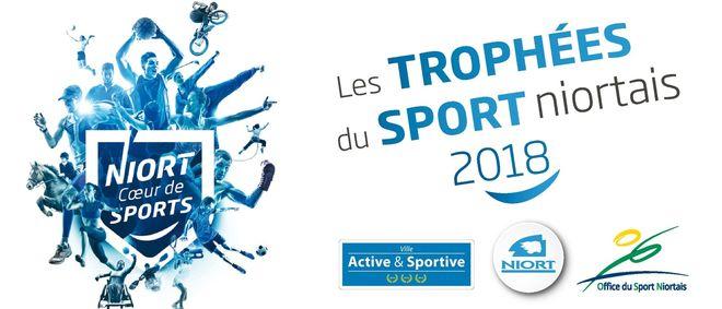 Les Trophées du sport #2018