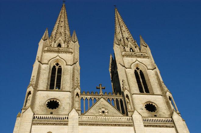 Visite guidée : l'église Saint-André