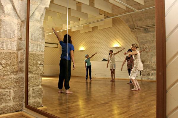 Studio de danse du Centre Duguesclin - Photo Olivier Drilhon