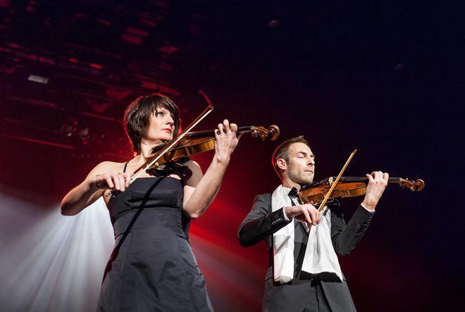 Concert : 1 air 2 violons