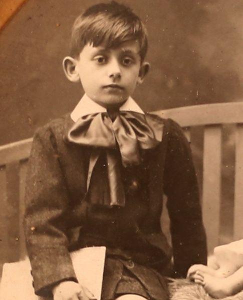 Parcours commenté : H.-G. Clouzot une enfance niortaise