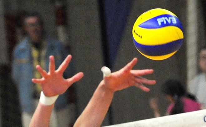 Volley-ball N2F : VBP Niort - Ass SP Illacaise