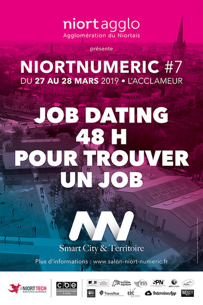 Job dating Niort Numéric