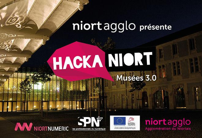 Hackathon : HackaNiort Musées 3.0