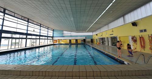 La piscine de pr leroy en chantier mairie de niort - Piscine pre leroy ...