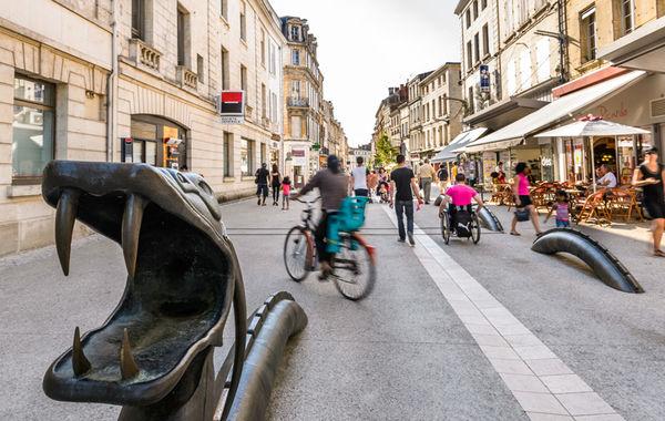 Rue Amable Ricard, centre-ville  ©Alexandre Giraud