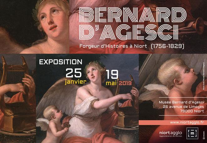 Expo : Bernard d'Agesci, Forgeur d'Histoires à Niort