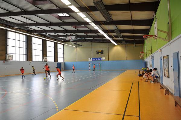 Salle de sport de Pissardant © Derbord