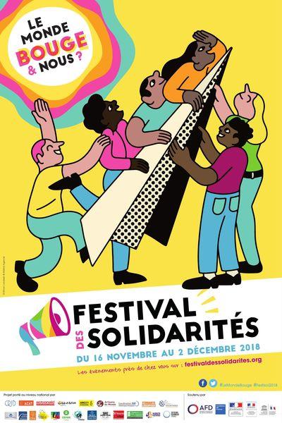 Festival des Solidarités - Film - A l'air libre