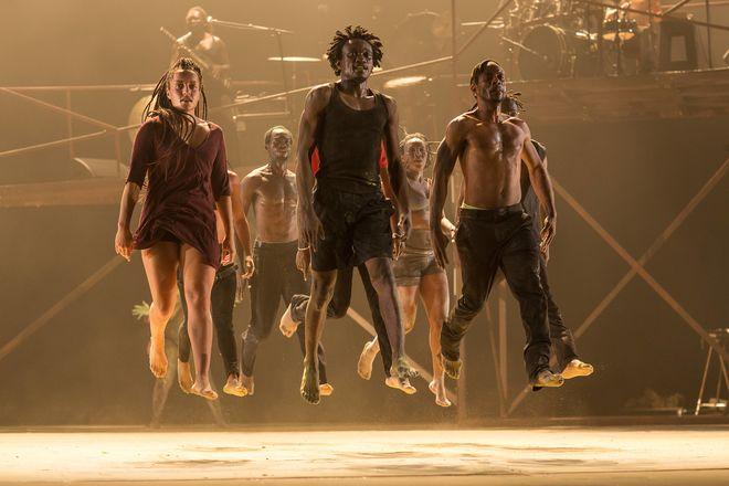 Danse : Monstres