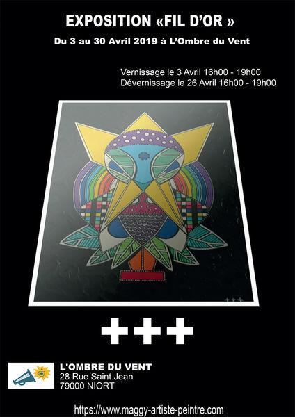 Exposition : Fil d'Or de +++