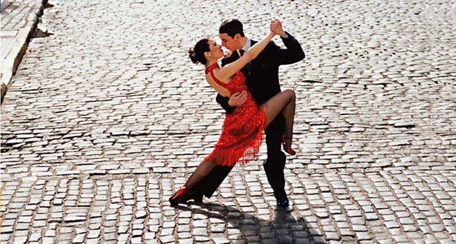 Danse : Tango