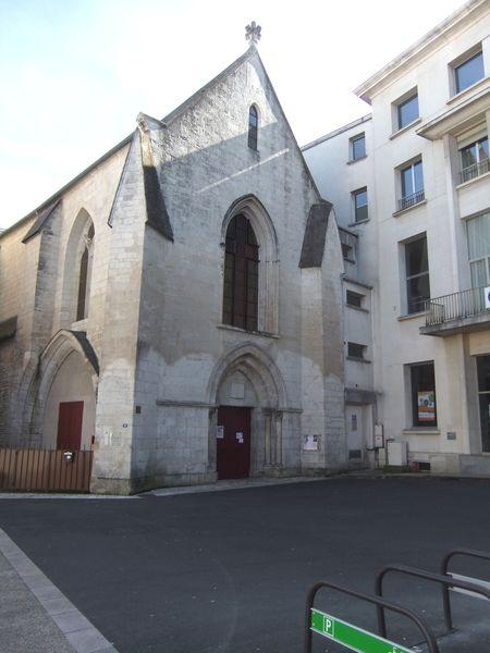 Visite gratuite : Temple de Niort